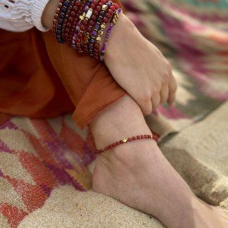 Bracelets de cheville