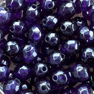 Agate violette