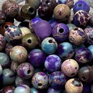 jaspe impérial violet
